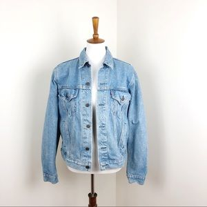 Levi's Vintage Denim Jacket 42R